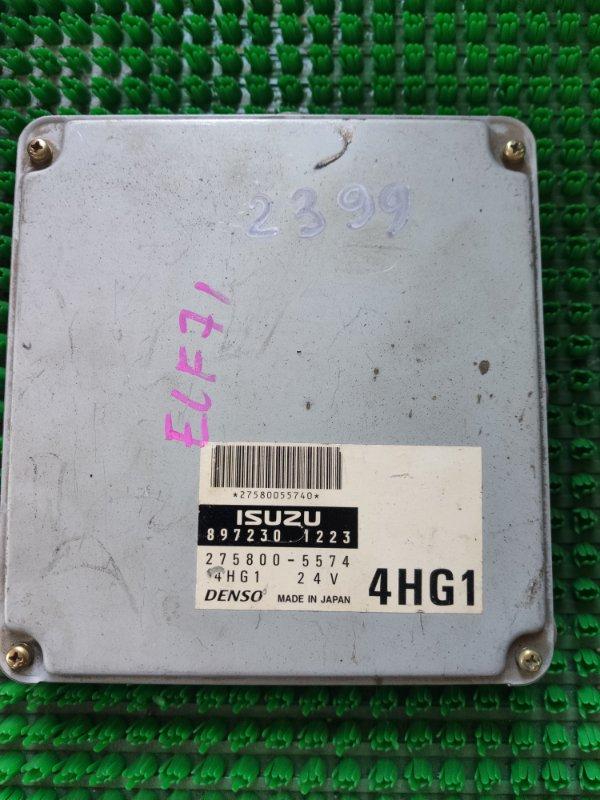 Блок efi Isuzu Elf NKS71E 4HG1 2001