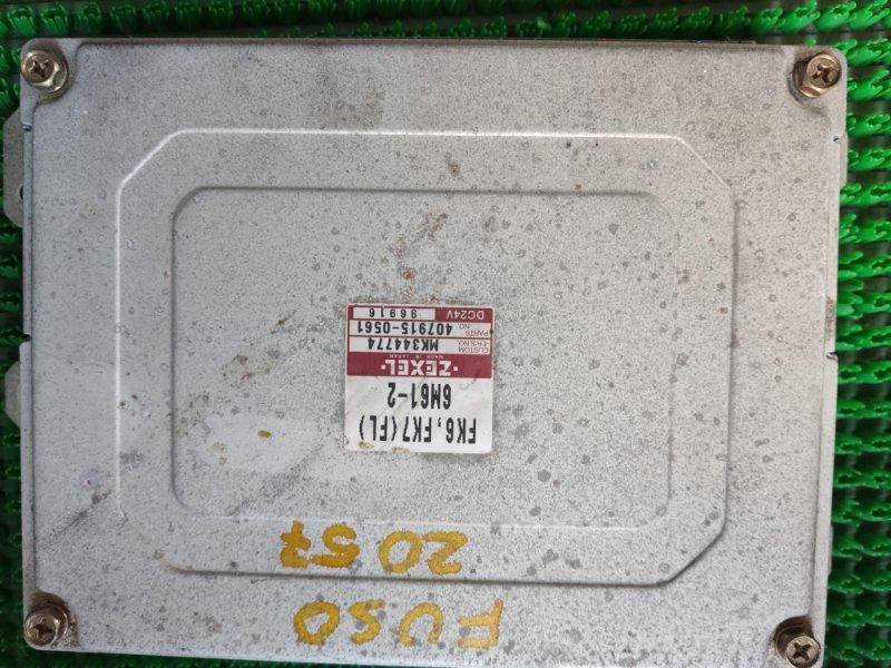 Блок efi Mitsubishi Fuso FK71HD 6M61 1999