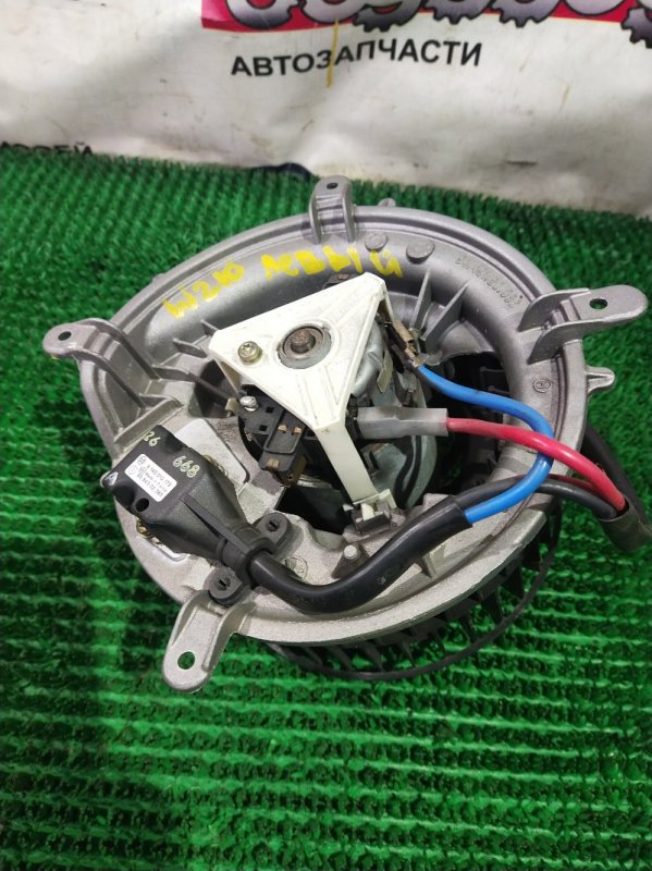 Мотор печки Mercedes E55 W210 113980 2000