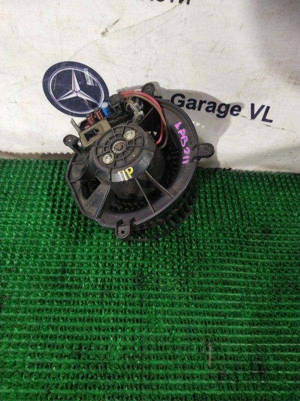 Мотор печки Mercedes E-Class W211 2003