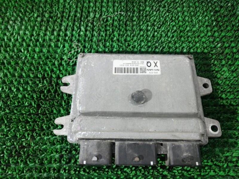 Блок efi Nissan Nv 200 VM20 HR16DE 2010