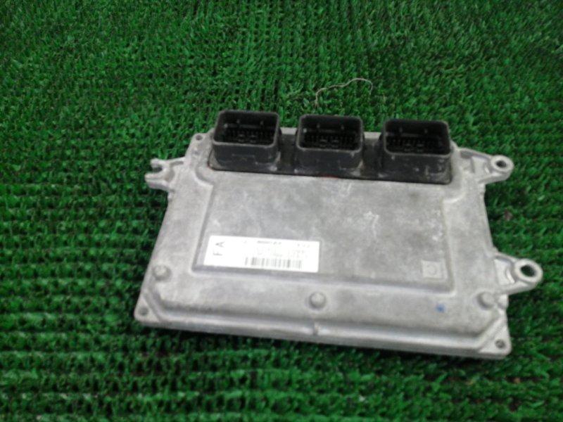 Блок efi Honda Fit GE6 L13A 2007