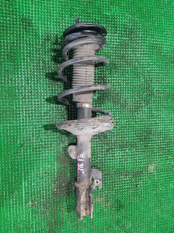 Стойка подвески Toyota Kluger MCU25 1MZ-FE 2001 передняя правая