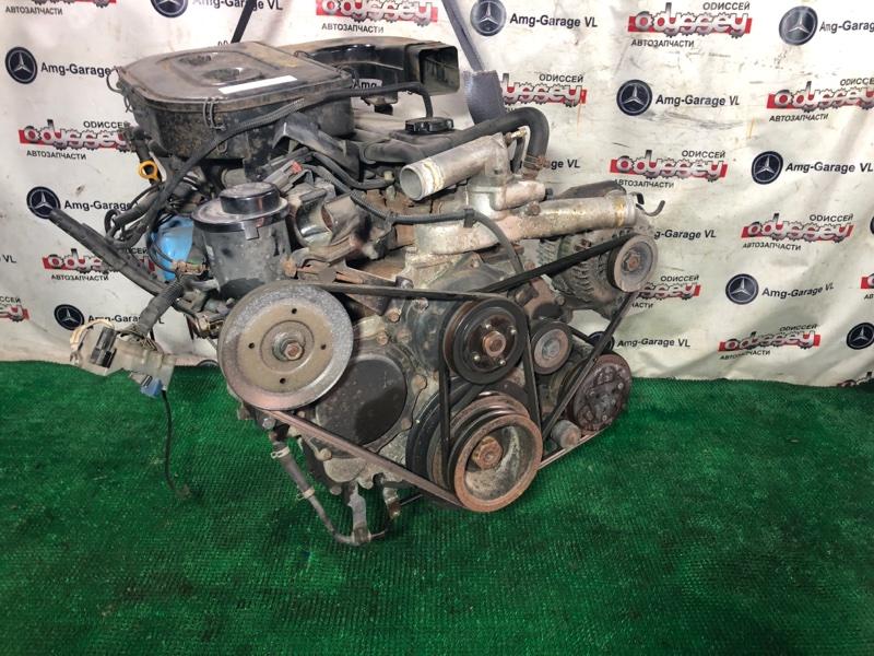 Двигатель Nissan Safari VRGY60 TD42 05.1996