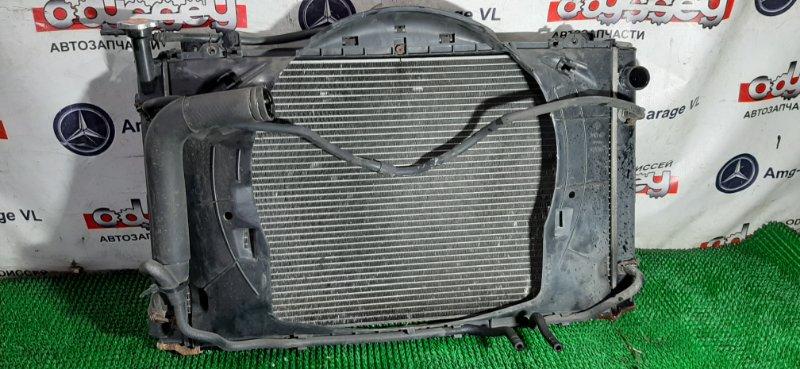 Радиатор Nissan Safari VRGY60 TD42 05.1996