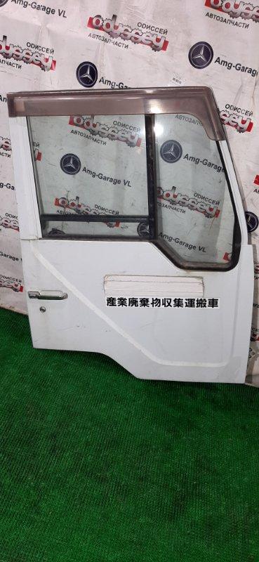 Дверь Mitsubishi Fuso FV411TZ 8M20 1994 передняя правая