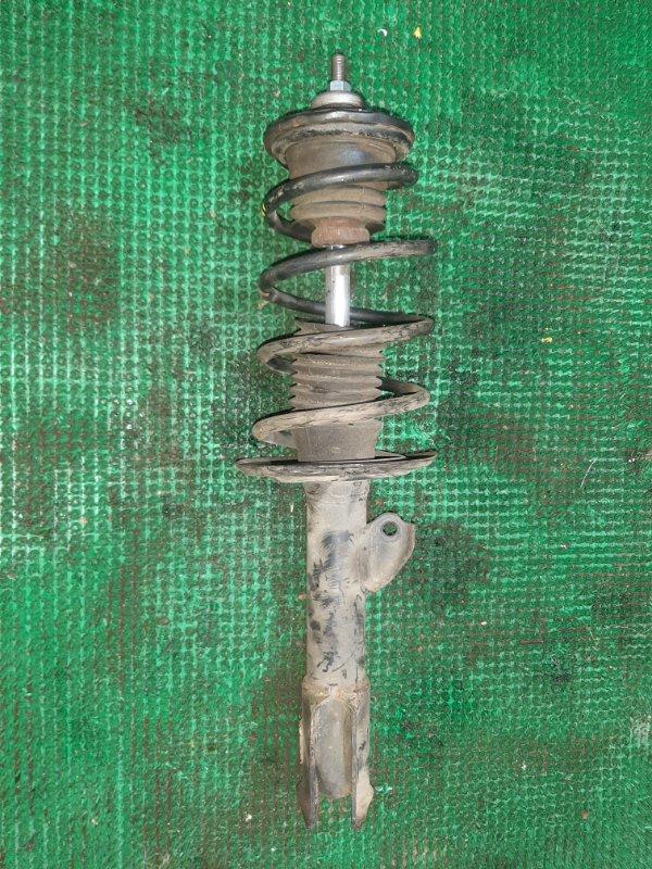 Стойка подвески Toyota Vitz NCP95 2NZ-FE-4746494 2007 передняя правая