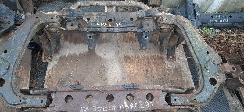 Балка под двс Toyota Hiace LH95 2L 1992