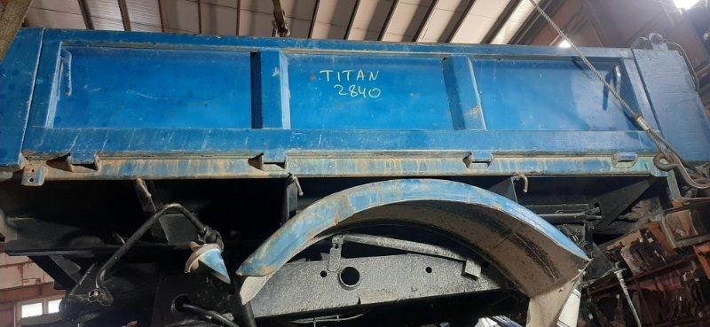 Кузов самосвальный Mazda Titan WGTAD TF 1992