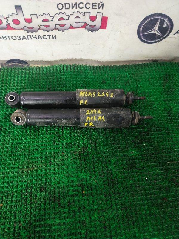 Амортизатор Nissan Atlas K4F23-000848 NA20-726080X 1992 передний