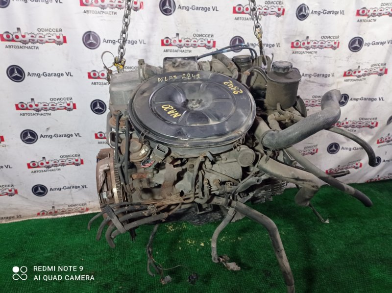 Двигатель Nissan Atlas K4F23-000848 NA20-726080X 1992