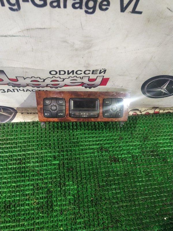 Климат контроль Mercedes S500 W220 113.960 2001