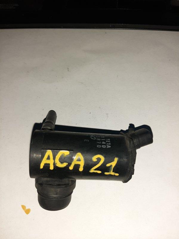 Мотор бачка омывателя Toyota Rav4 ACA21 1AZ-0071161 2000