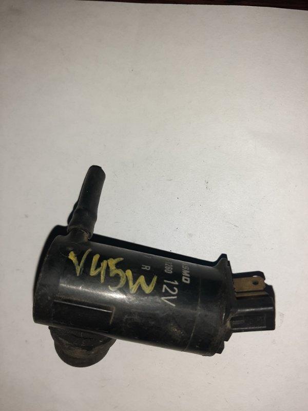 Мотор бачка омывателя Mitsubishi Pajero V45W-4409133 6G74-CG6722 1997