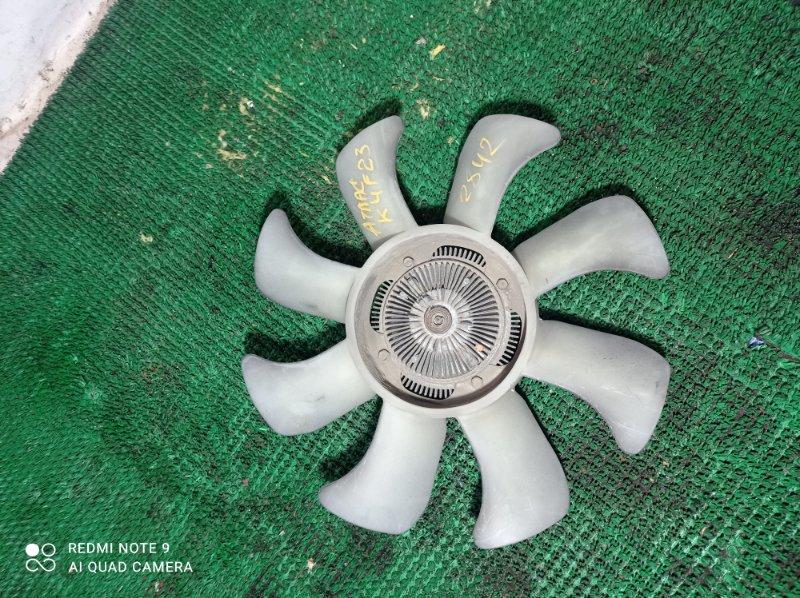 Вентилятор с вязкостной муфтой Nissan Atlas K4F23-000848 NA20-726080X 1992