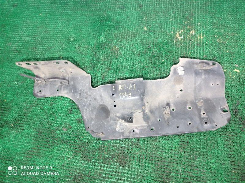 Защита двигателя Nissan Atlas K4F23-000848 NA20-726080X 1992 передняя левая