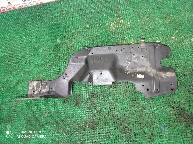 Защита двигателя Nissan Atlas K4F23-000848 NA20-726080X 1992 передняя правая