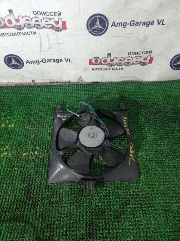 Вентилятор радиатора Mazda Carol HB24S K6A 2007