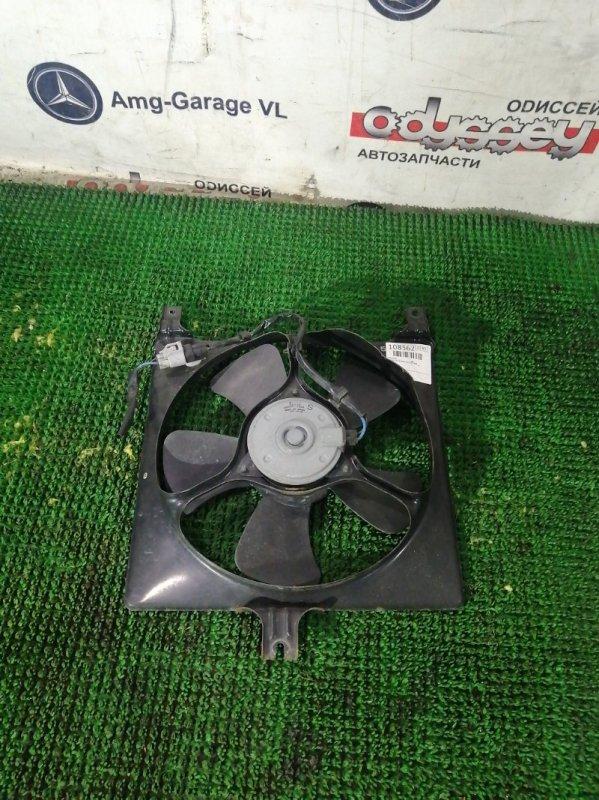 Вентилятор радиатора Suzuki Alto HA25S K6A 2009