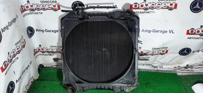 Радиатор Nissan Atlas SH40-077247 FD35-049915 07.1991