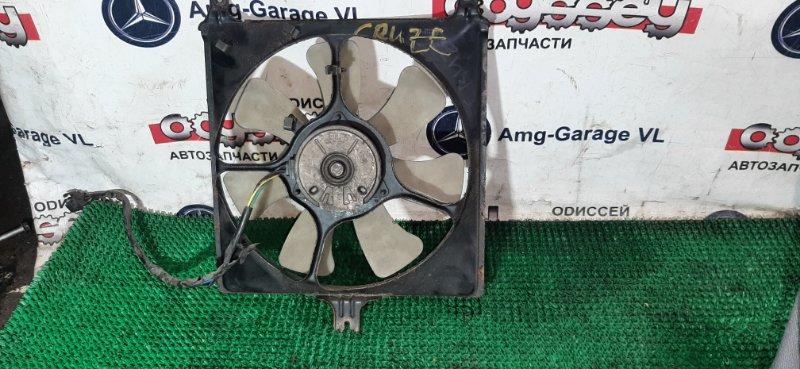 Вентилятор радиатора Suzuki Chevrolet Cruze HR51S M13A