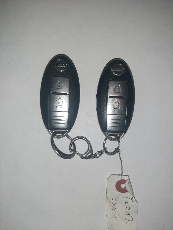 Ключ зажигания Nissan Dualis J10 MR20 2007