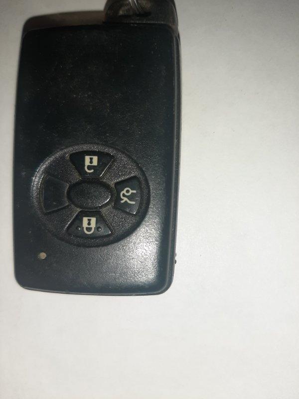 Ключ зажигания Toyota Belta SCP92 2SZ-FE 2008