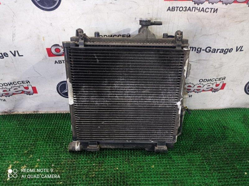 Радиатор Suzuki Wagon R MC22S K6AT 2000