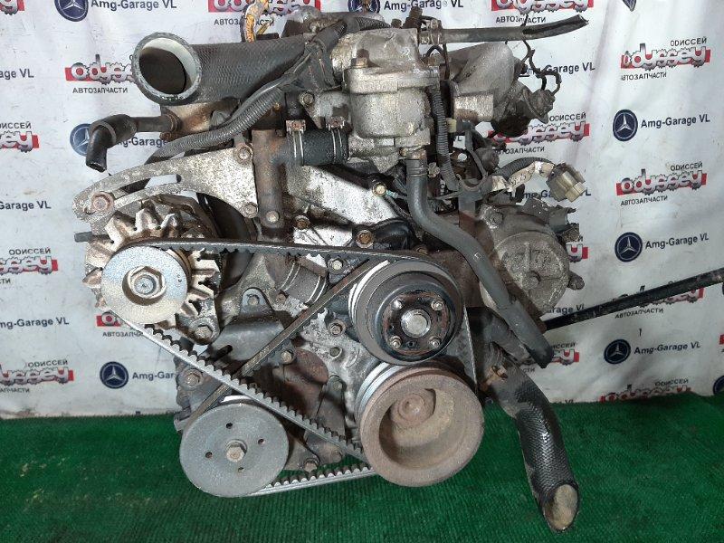 Двигатель Nissan Atlas SH40-077247 FD35-049915 07.1991