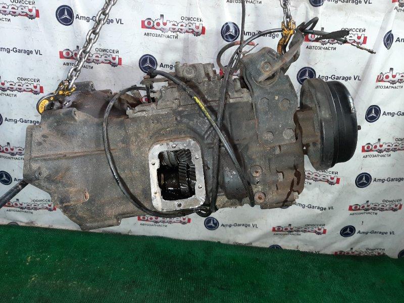 Кпп механическая Nissan Atlas SH40-077247 FD35-049915 07.1991