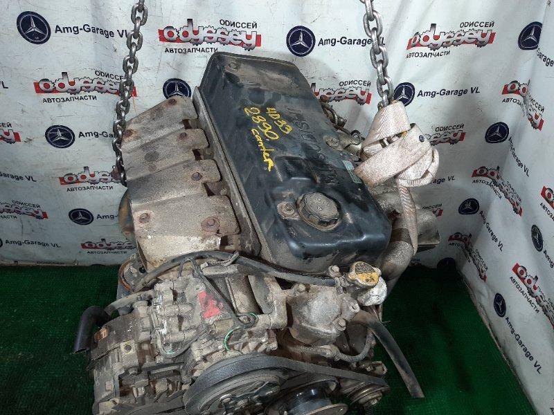 Двигатель Mitsubishi Canter FE567EV-532330 4D33-G82539 1998