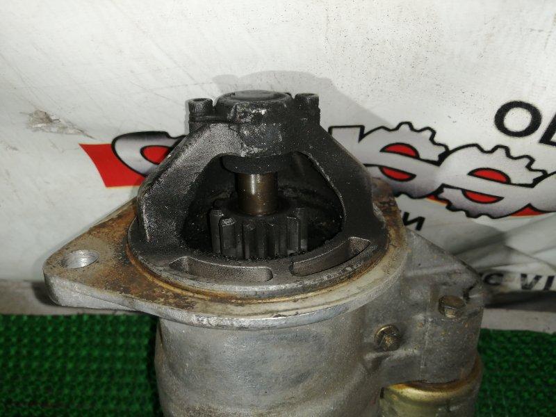 Стартер Nissan Atlas DSH40-075795 FD35-047271 1991