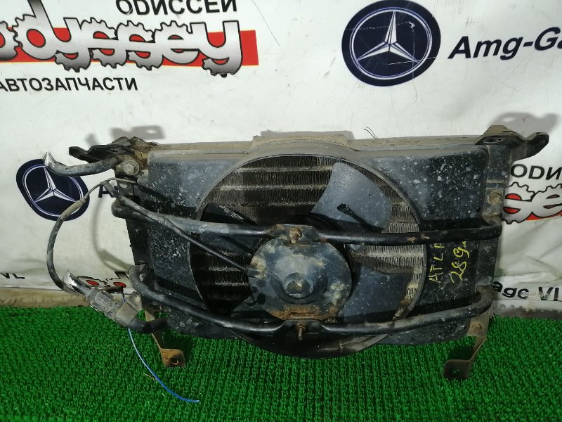 Радиатор кондиционера Nissan Atlas DJH40 BD30-004415 1991