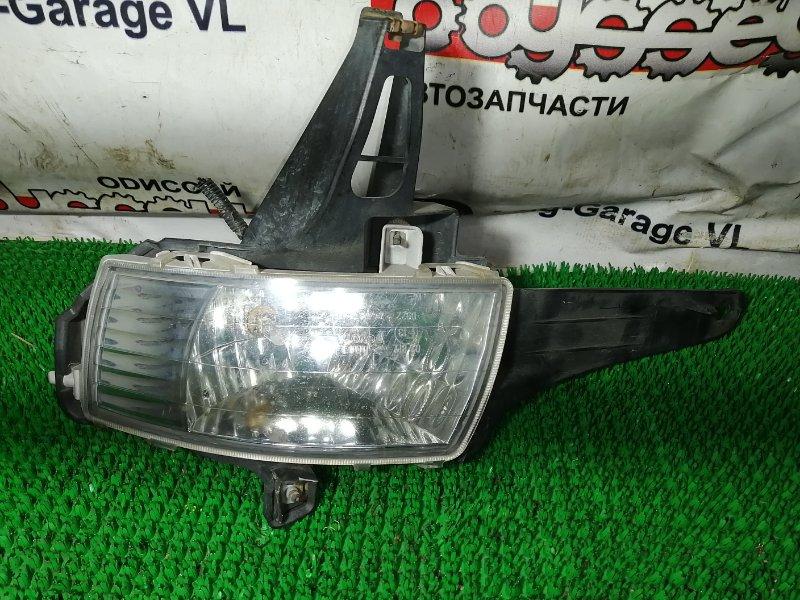 Туманка Toyota Estima ACR55 2AZ-FE 2006 передняя левая