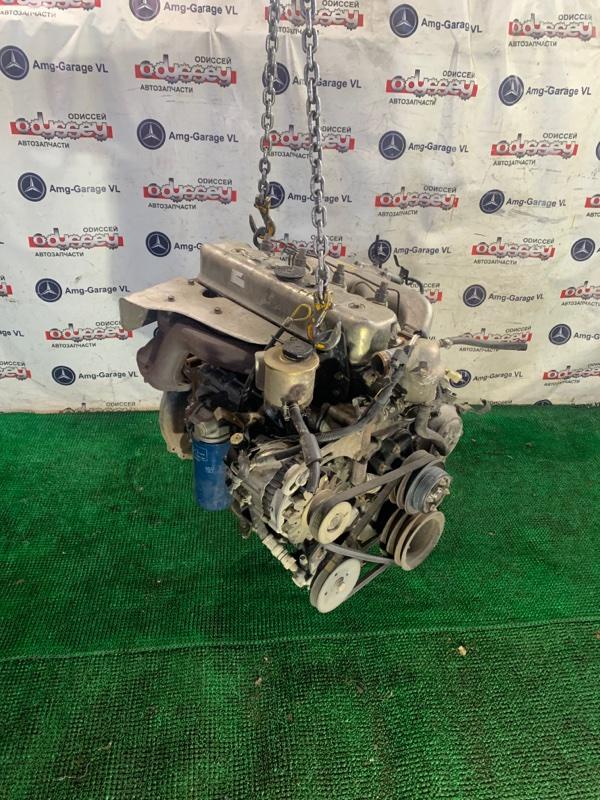 Двигатель Nissan Atlas DSH40-075795 FD35-047271 1991