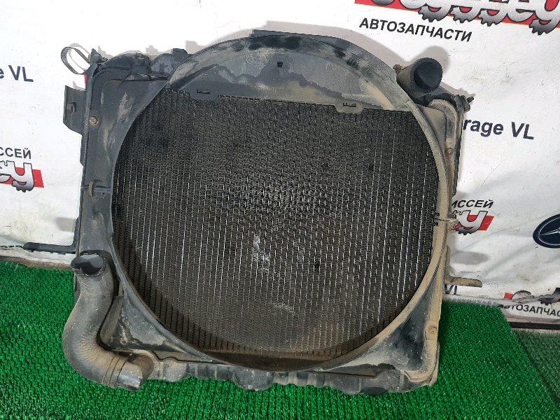 Радиатор Nissan Atlas DJH40 BD30-004415 1991