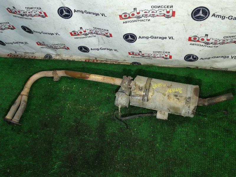 Глушитель Nissan Atlas DSH40-075795 FD35-047271 1991