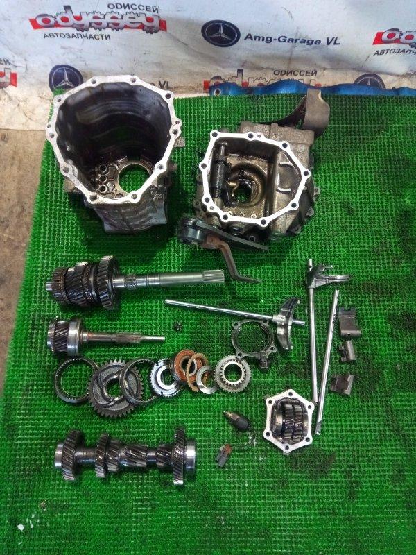 Кпп механическая Nissan Atlas R8F23 QD32