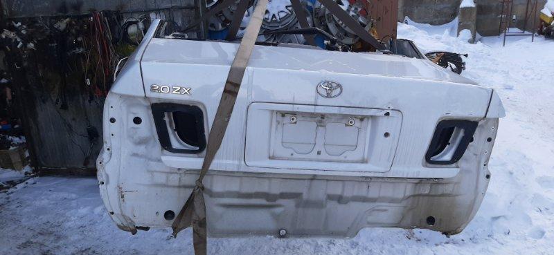 Rear cut Toyota Camry SV41-0047826 3SFE-6970382 1996 задний