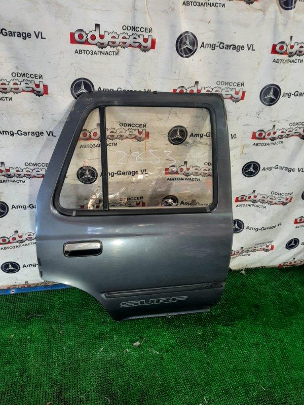 Дверь Toyota Hilux Surf LN130-0074432 2LTE 1991.09 задняя правая