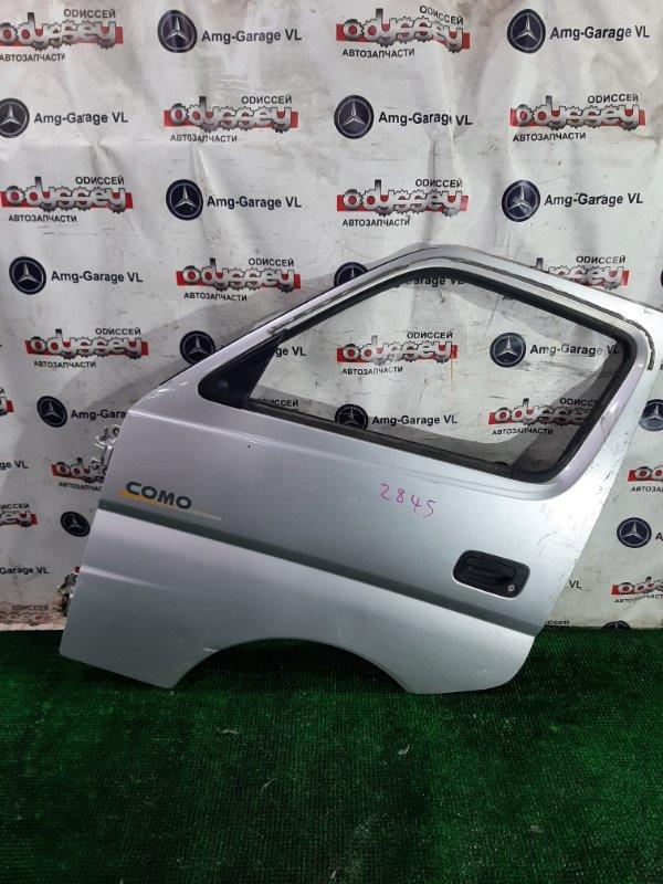 Дверь Nissan Caravan VWME25 ZD30(DDTI) 2011 передняя левая