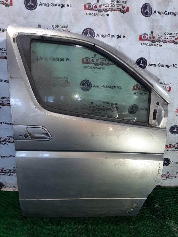 Дверь Nissan Elgrand NE51 VQ25DE 2005 передняя правая