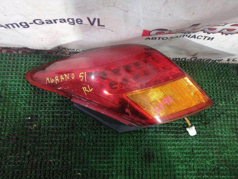 Стоп Nissan Murano PNZ51- VQ35(DE) 2008 задний правый