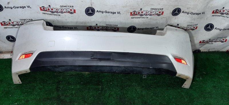 Бампер Subaru Impreza GP3 FB16 2012 задний