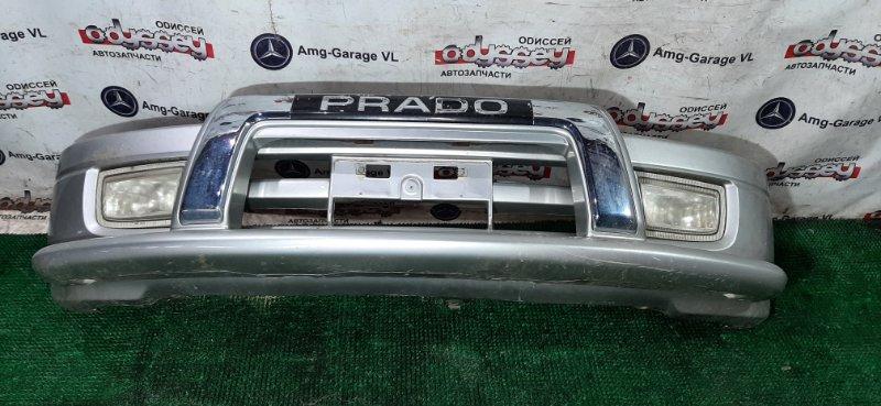 Бампер Toyota Prado KZJ90 1KZ-TE 2000 передний