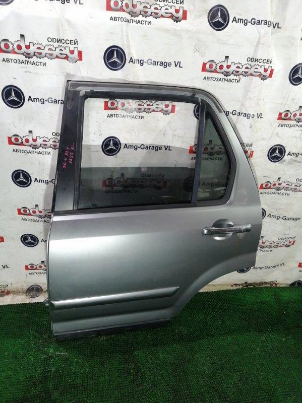 Дверь Honda Crv RD7 K24A 2005 задняя левая
