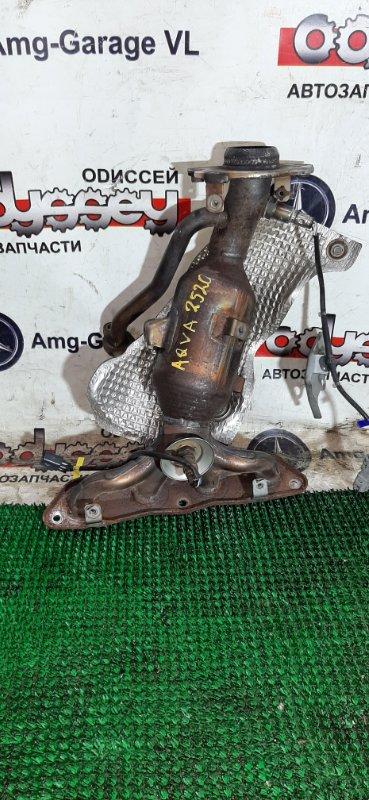 Катализатор Toyota Aqua NHP10 1NZ-FXE 2012