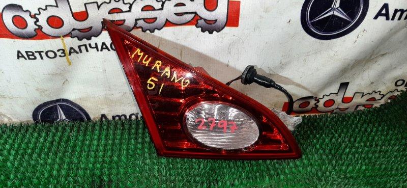 Стоп-вставка Nissan Murano PNZ51- VQ35(DE) 2008 задняя левая