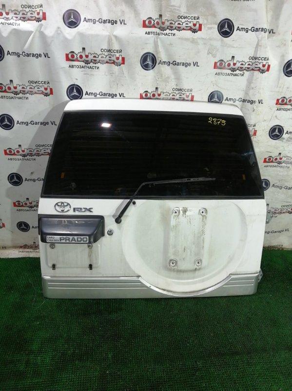 Дверь 5-я Toyota Prado KZJ90 1KZ-TE 2000