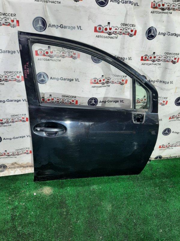 Дверь Toyota Passo Sette M502E 3SZ-VE 2009 передняя правая